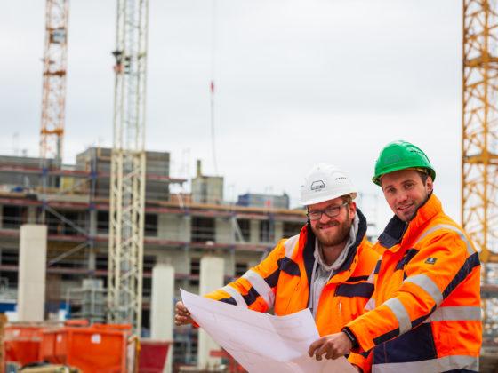 Bauingenieur Arbeitsvorbereiter Hamburg Rohbau