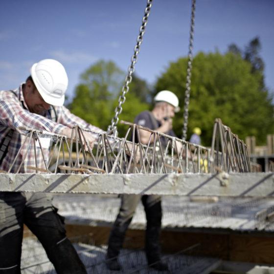 Bauwirtschaft Generalunternehmer Hochbau Hamburg Ditting