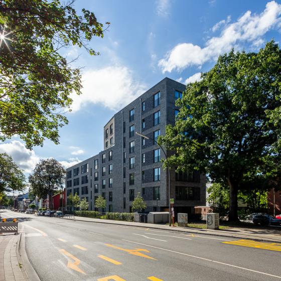 Bahrenfeld Hamburg Ditting Eigentumswohnung Wohnungsbau