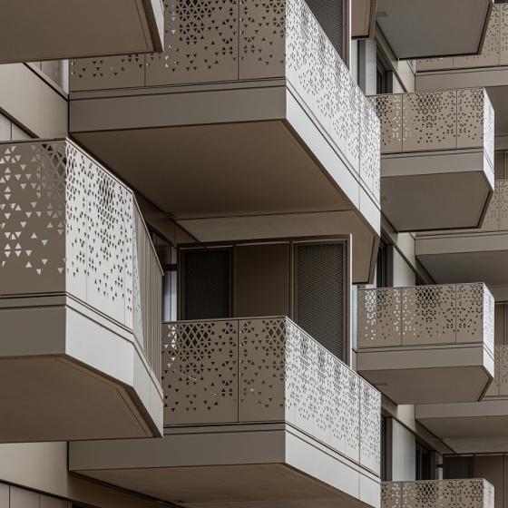 Charlie-Mills-Quartier Ditting-Bau Bauingenieur Wohnungsbau