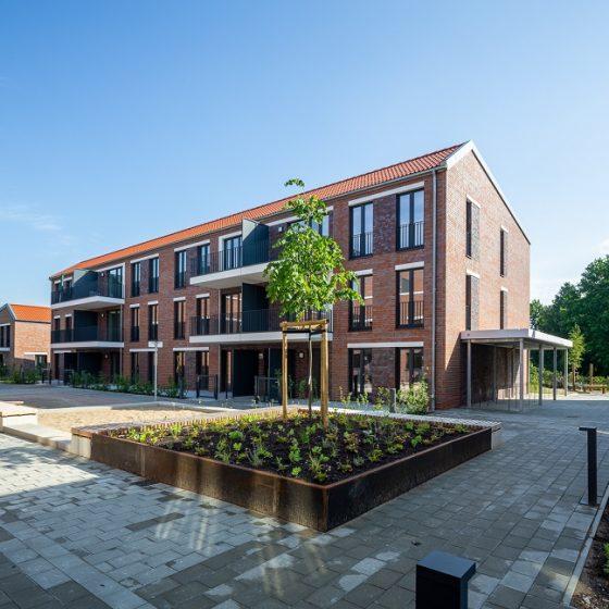 Moorbekpark Norderstedt Wohnungsbau Ditting